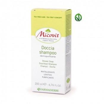 Micovit DOCCIA SHAMPOO 200 ML