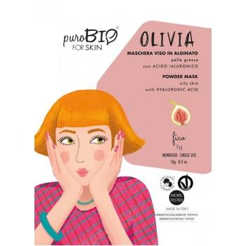 OLIVIA MASCHERA VISO IN...