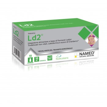 LD2  10 FLACONI 10ML