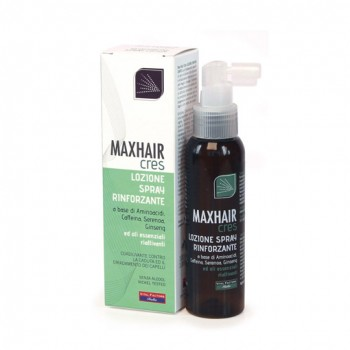 MAXHAIR CRES LOZIONE SPRAY...
