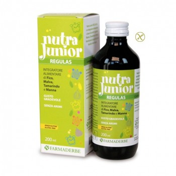 NUTRA JUNIOR REGULAS  200ML