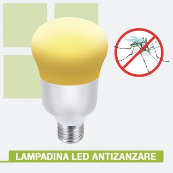 LAMPADINA LED ANTIZANZARE 11W